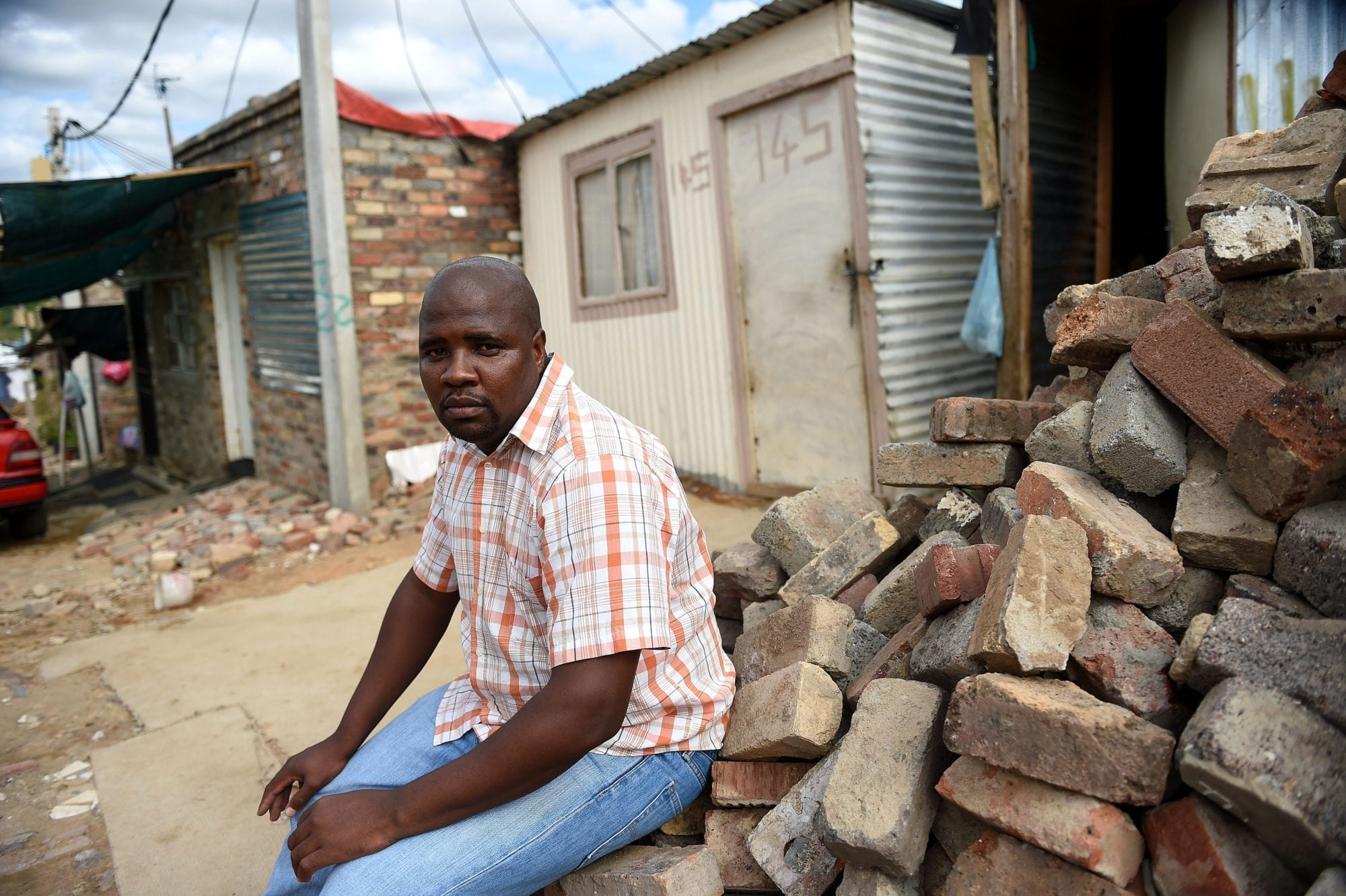 Migrant Mine Worker in South Africa: 'We Have Nothing'